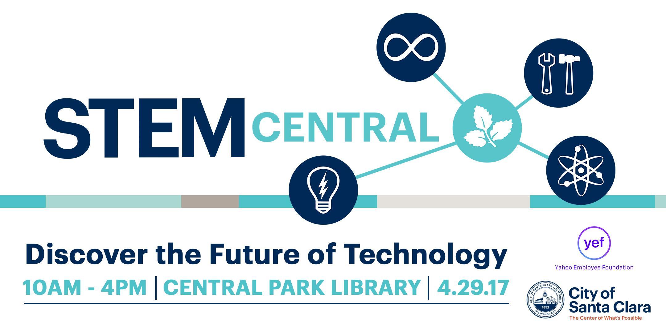 STEM Central: Discover the Future of Technolo