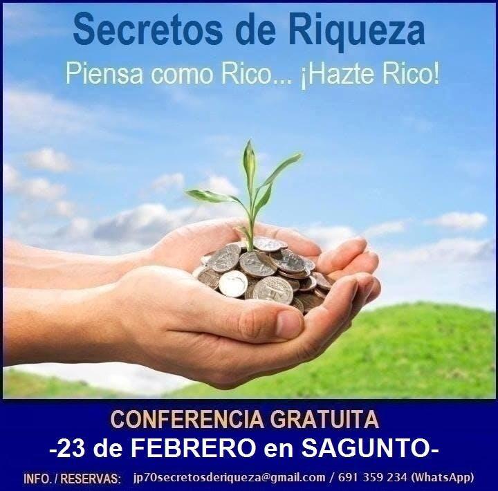 DANIEL GARCÍA CALVO PRESENTA SECRETOS DE RIQU