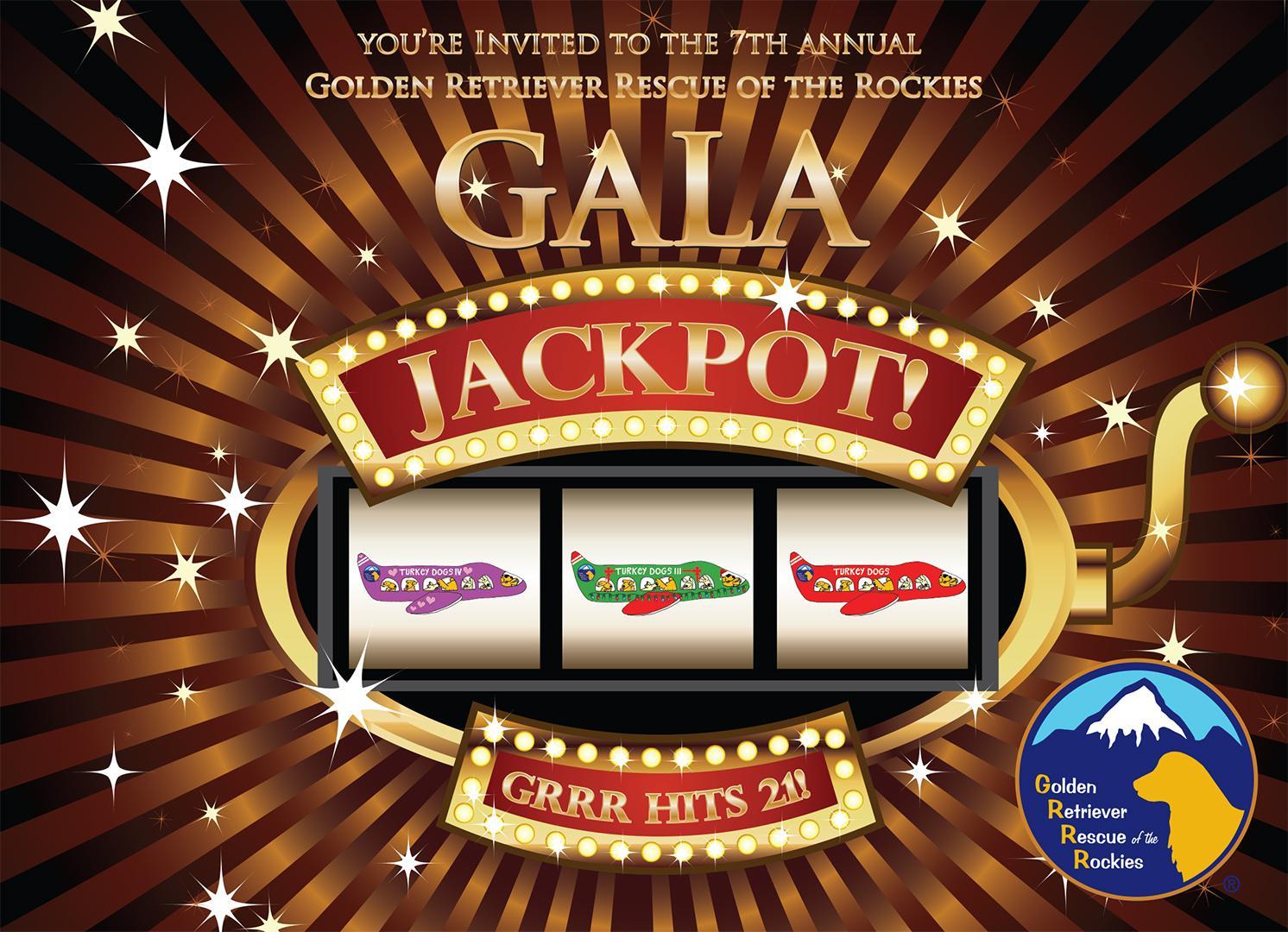 "GRRR Gala 2017- ""Jackpot...GRRR turns 21!"""