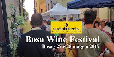 Bosa Wine Festival 2017 IV° edizione