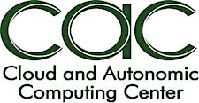National Science Foundation Cloud and Autonomic Computing Center logo