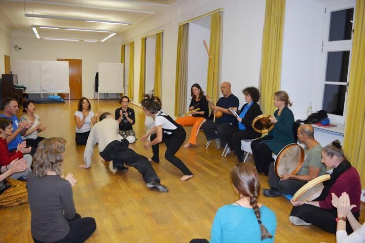 New Capoeira Class In SoPo