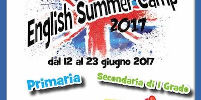 Incontro Informativo English Summer Camp