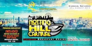 The Notting Hill Carnival Premium Breakfast Cruise 2015