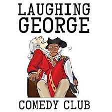 Laughing George Comedy Club logo