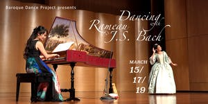 Dancing with Rameau and J.S. Bach