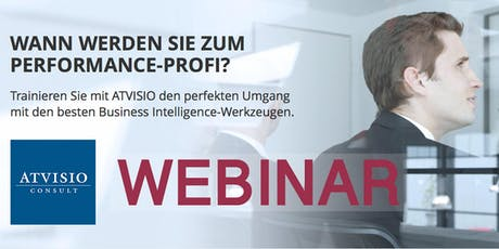 Webinar: Cubeware C8 Cockpit - Dashboards mit Animationsaktionen Tickets