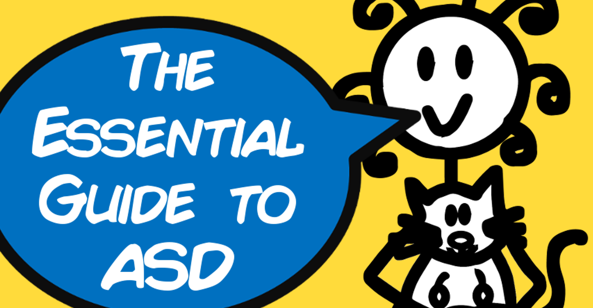 The Essential Guide to ASD - The Curly Hair P