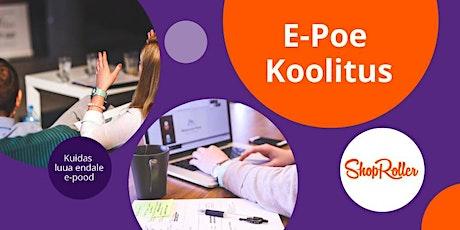 E-Poe Koolitus / Platform Training tickets