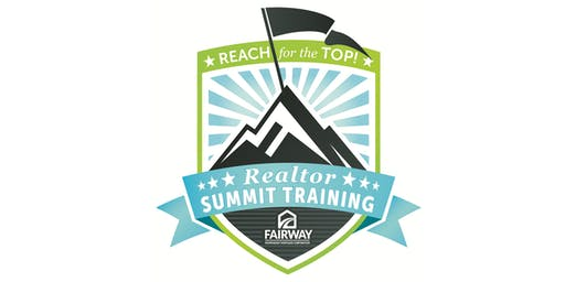 Realtor Summit Training... Reach for the Top!