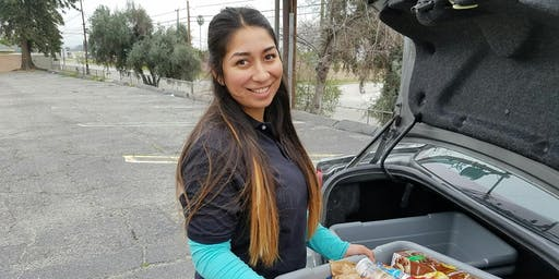 Food Box Delivery Drivers - Riverside City Mission
