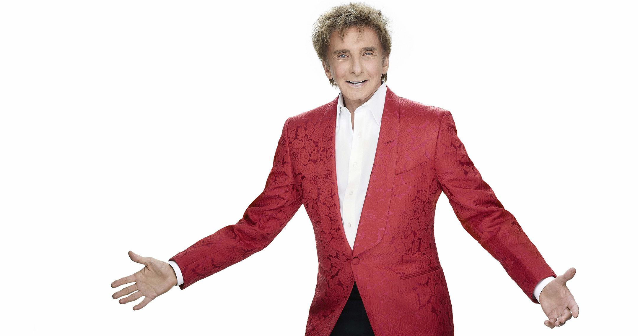 MANILOW: Live In NY!