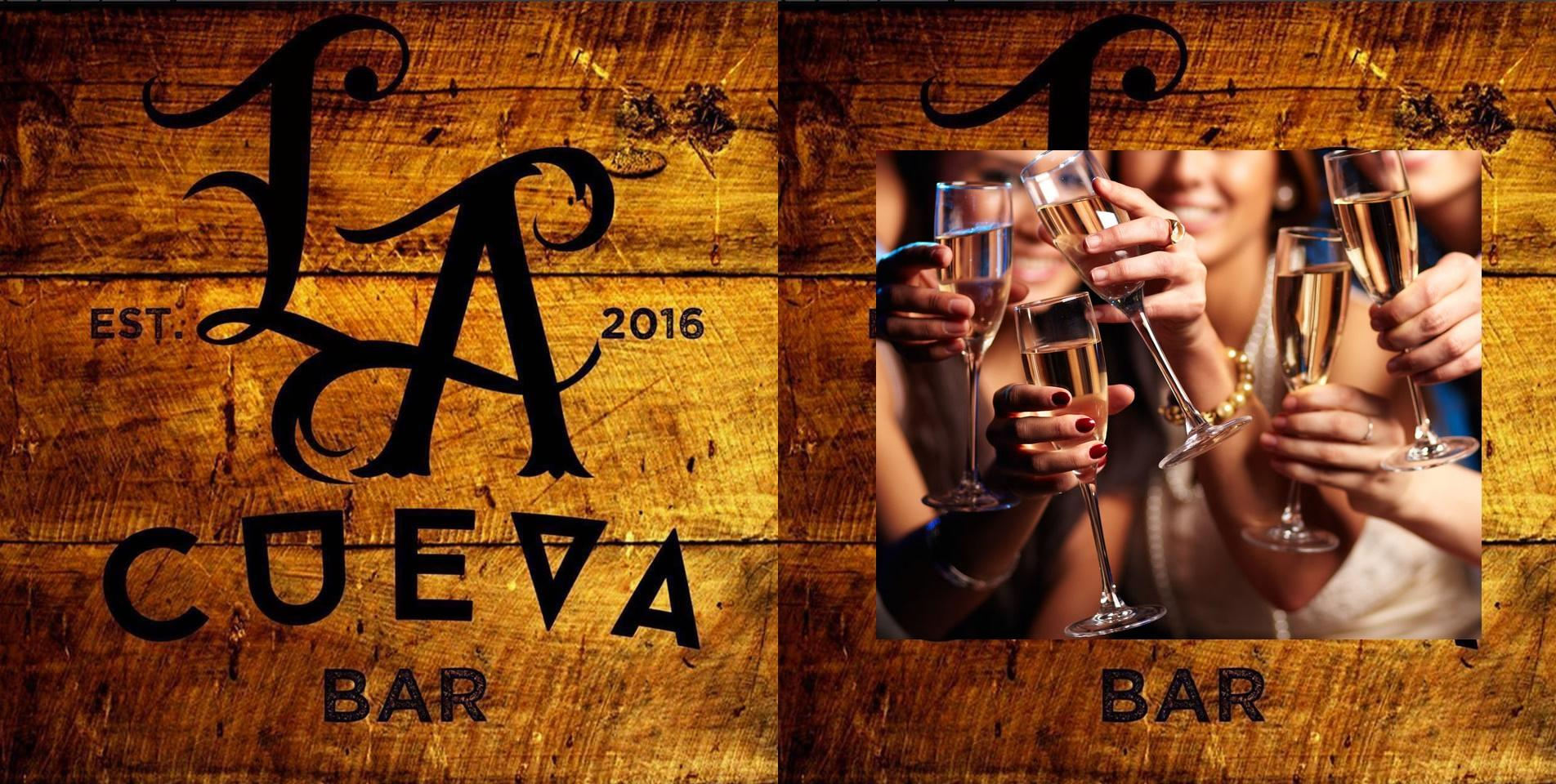 FREE ENTRANCE and Complimentary Champagne FOR LA CUEVA in Brickell!. FREE ENTRANCE and Complimentary Champagne FOR LA CUEVA in Brickell!