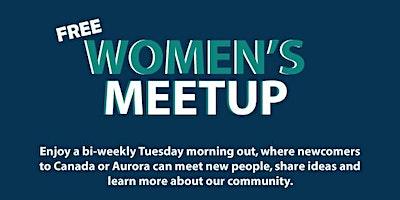 Newcomer Women's Meetup