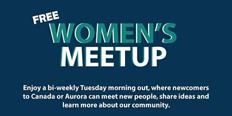 Newcomer Women's Meetup tickets