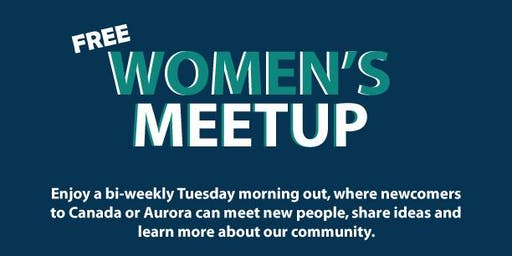 Newcomer Women's Meetup
