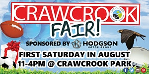 Crawcrook Fair 2017 - Sat 5th August