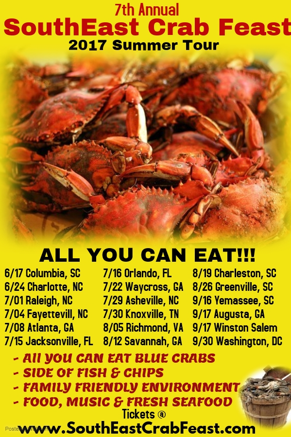 SouthEast Crab Feast - Washington, DC