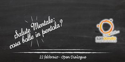 """San Donato incontra.. - """"Open Dialogue"""""""