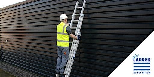 TLA Ladder & Step Ladder User Course