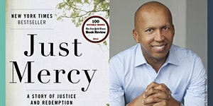 An Afternoon with Bryan Stevenson on April 8