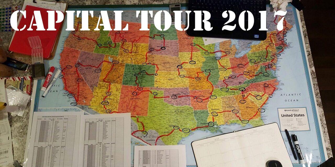 Capital Tour 2017 - Columbia, SC