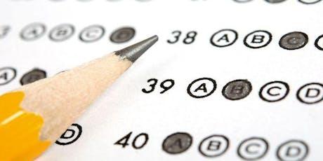 London Met Maths Test  tickets