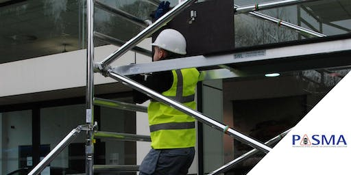 PASMA Combined Towers & Low Level Access Course