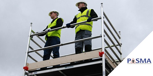 PASMA Work At Height Essentials Course