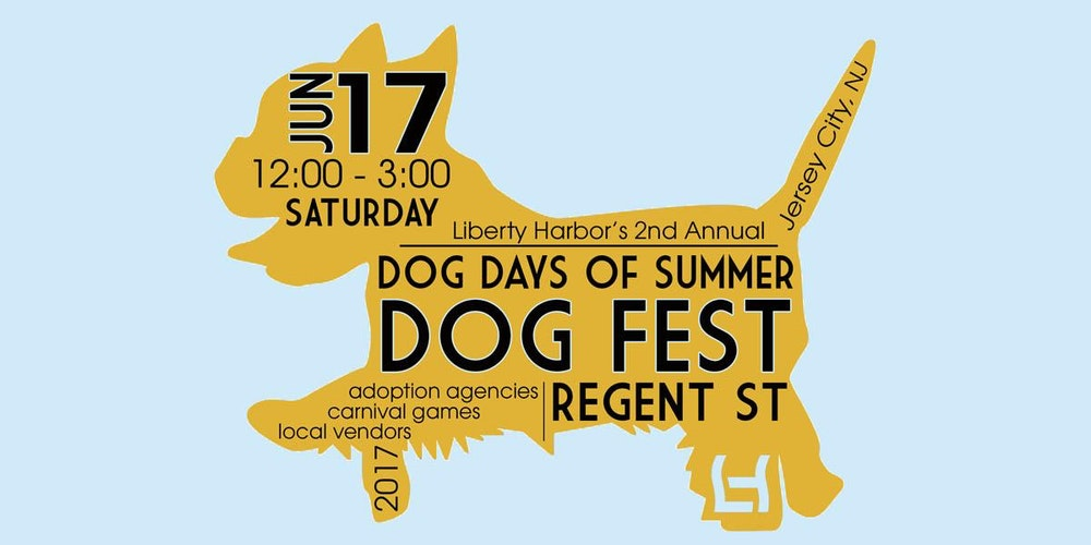jersey city dogfest