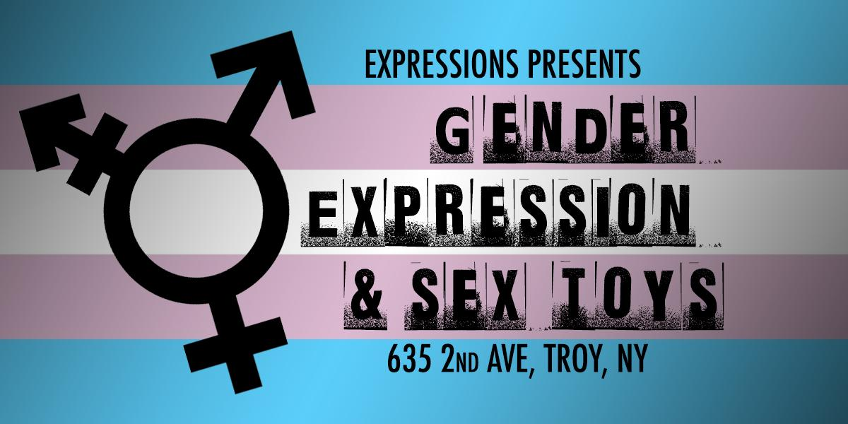 Gender Expression & Sex Toys