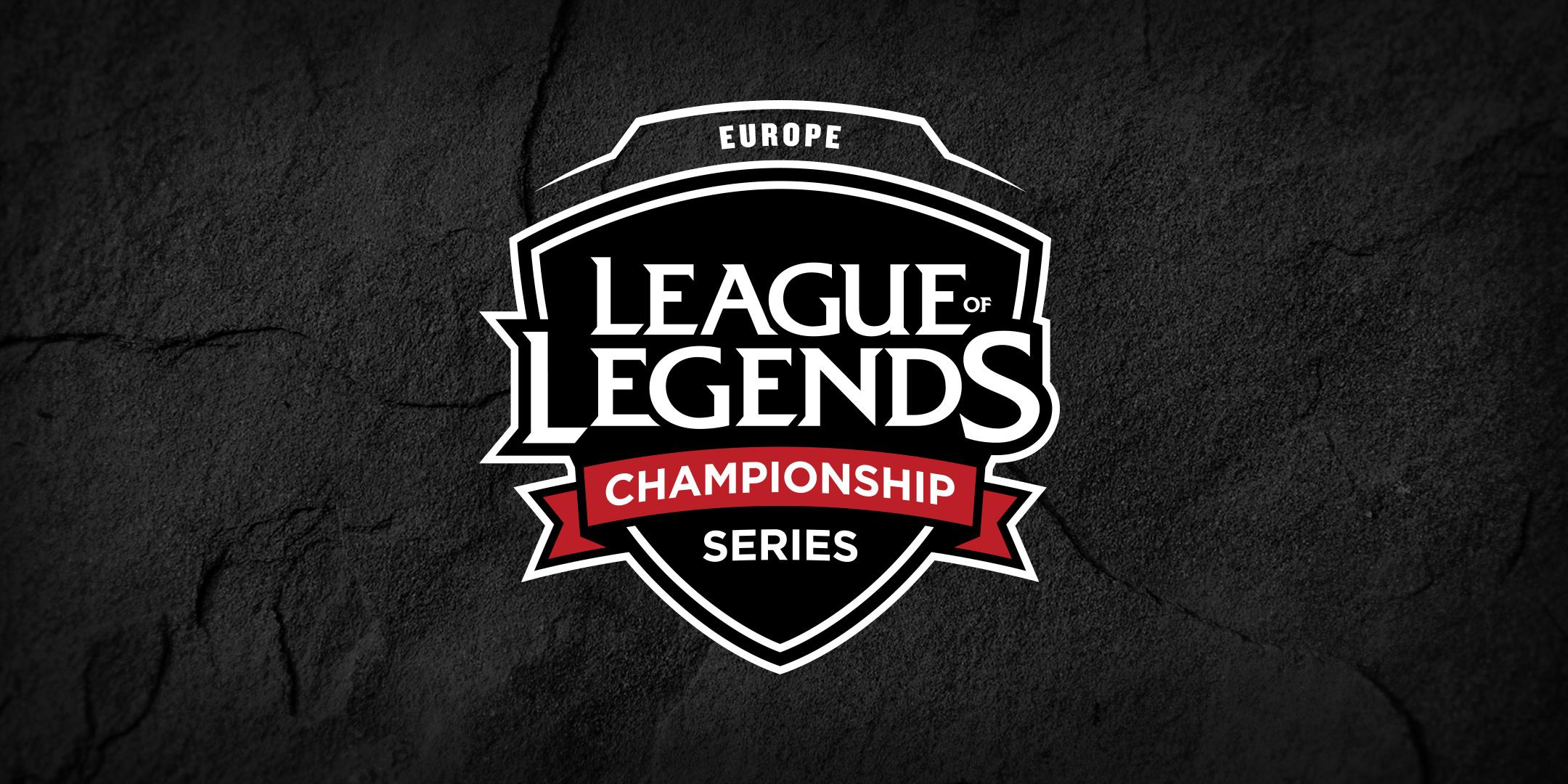 League of Legends: EU LCS Spring Week 10 - TH