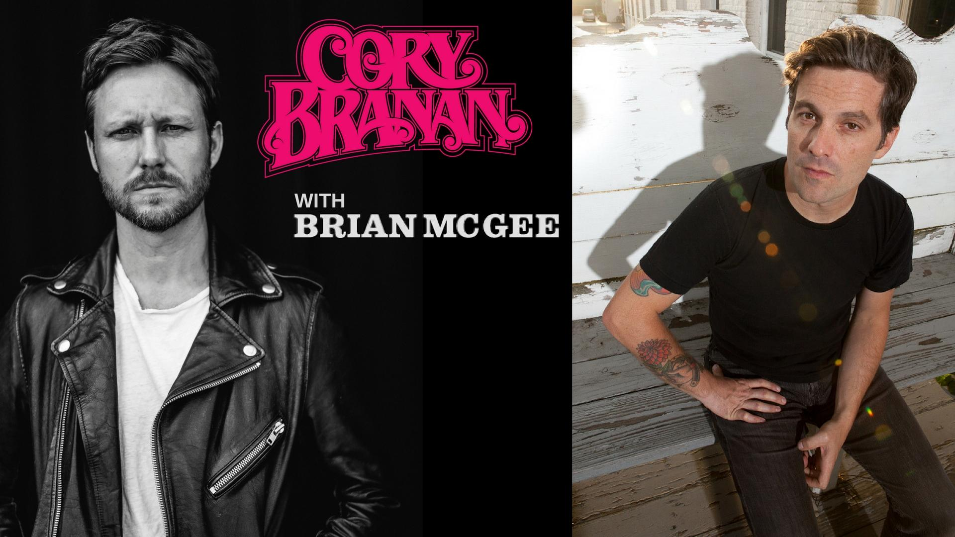 Cory Branan with Brian McGee  - [Alt Country]