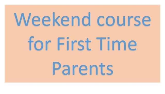 BWH Parent Ed 1st Time Parents - One Day Week