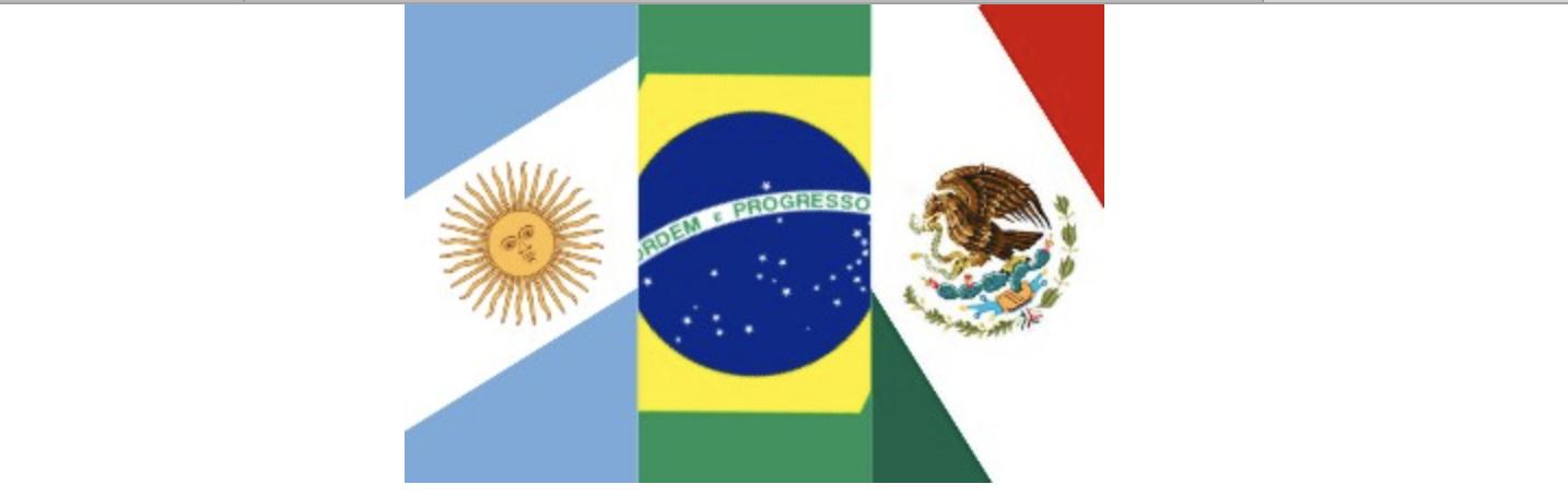 Safety Regulatory Approvals for Argentina, Br