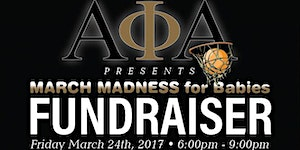 March Madness for Babies 2017 Fundraiser