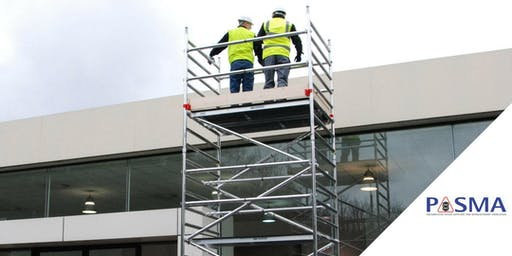 PASMA Towers For User Course