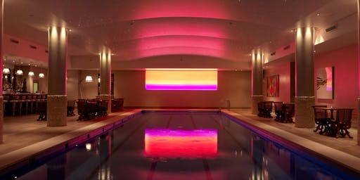 FloatFit HIIT with aquaphysical at Haymarket Hotel