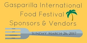 Vendors and Sponsors for Gasparilla International Food ...