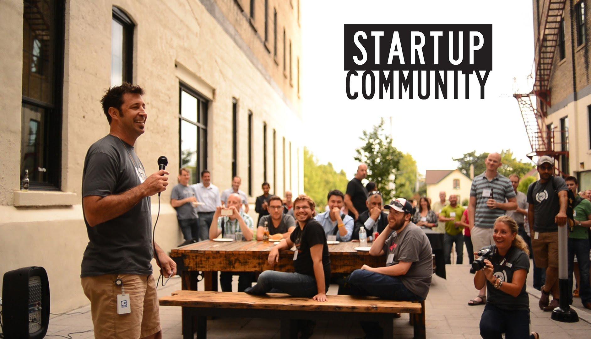 Startup Film Series Featuring: Startup Commun