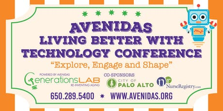 Avenidas Living Better with Technology Conference tickets