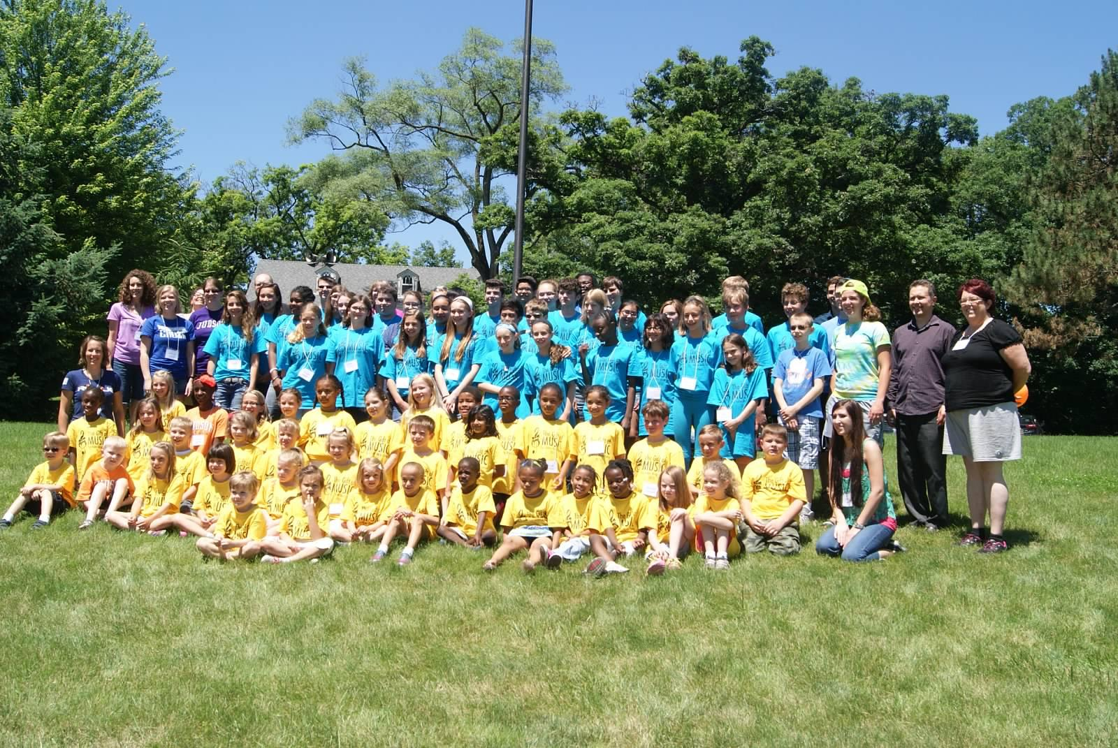 Fox Valley Music Camp 2017 | Elgin, IL | Judson University | June 19, 2017