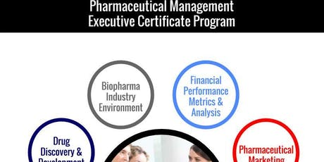 Two-Day Pharmaceutical Management Certificate Program: July 11-12th  tickets