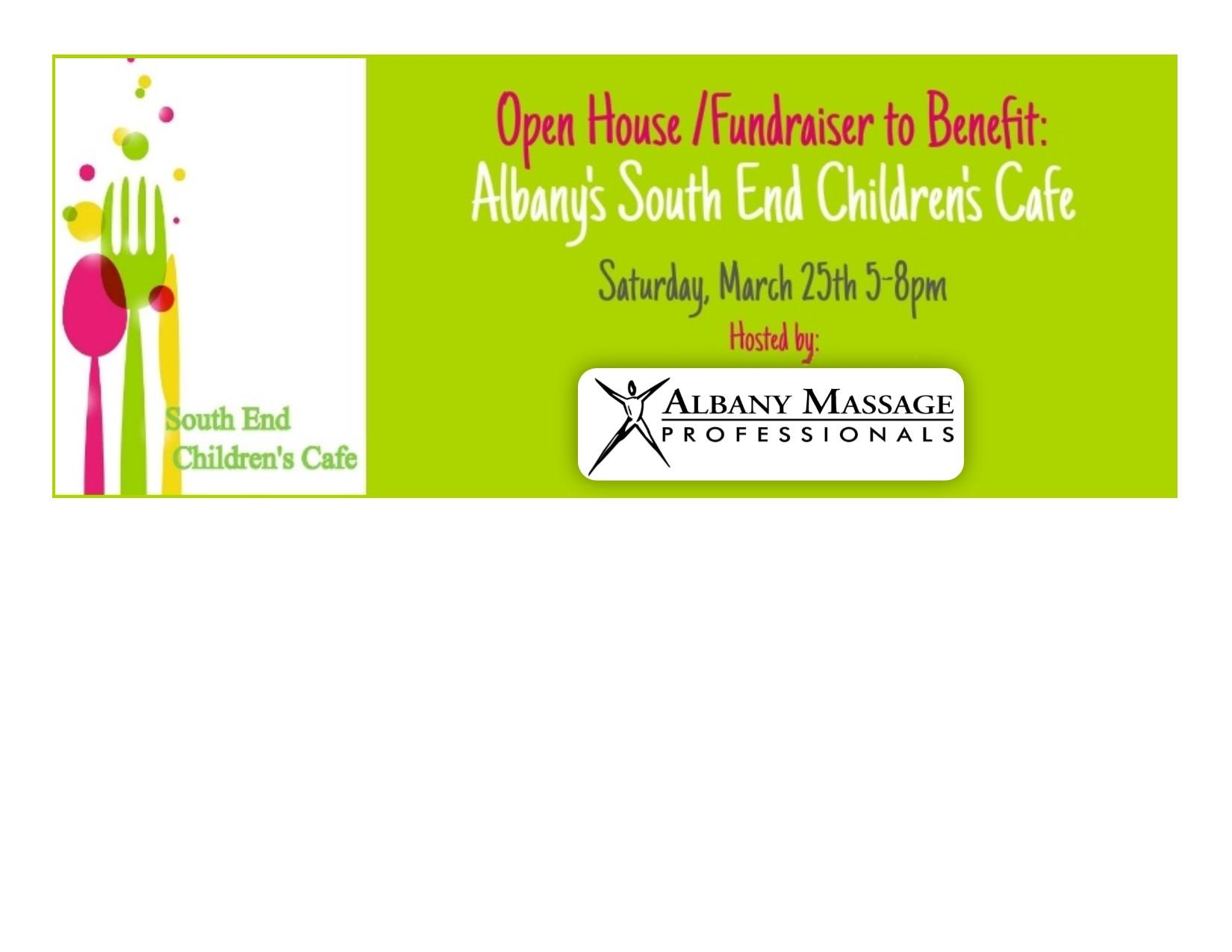 Fundraiser/ Open House for South End Children