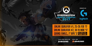 Overwatch Singapore Tournament - Presented by Logitech...