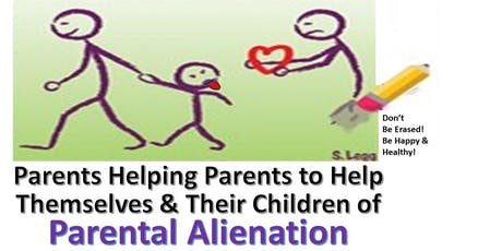 Free Co-Parenting Workshop for Parent Alienation - Monday, July 1st at 6:00 PM tickets