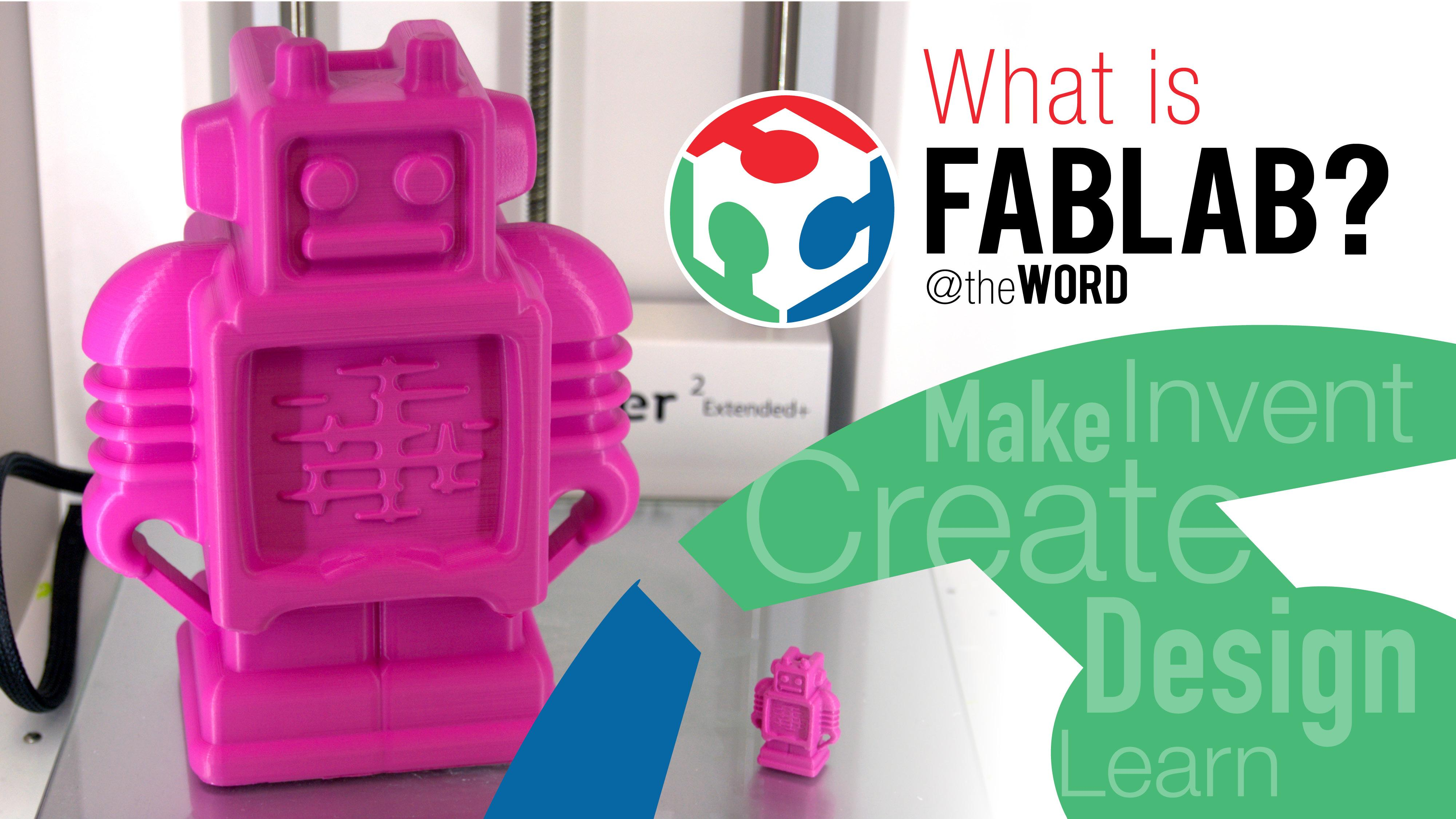 What is a FabLab?
