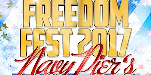 The 4th Annual Freedom Fest at Navy Pier's Rooftop