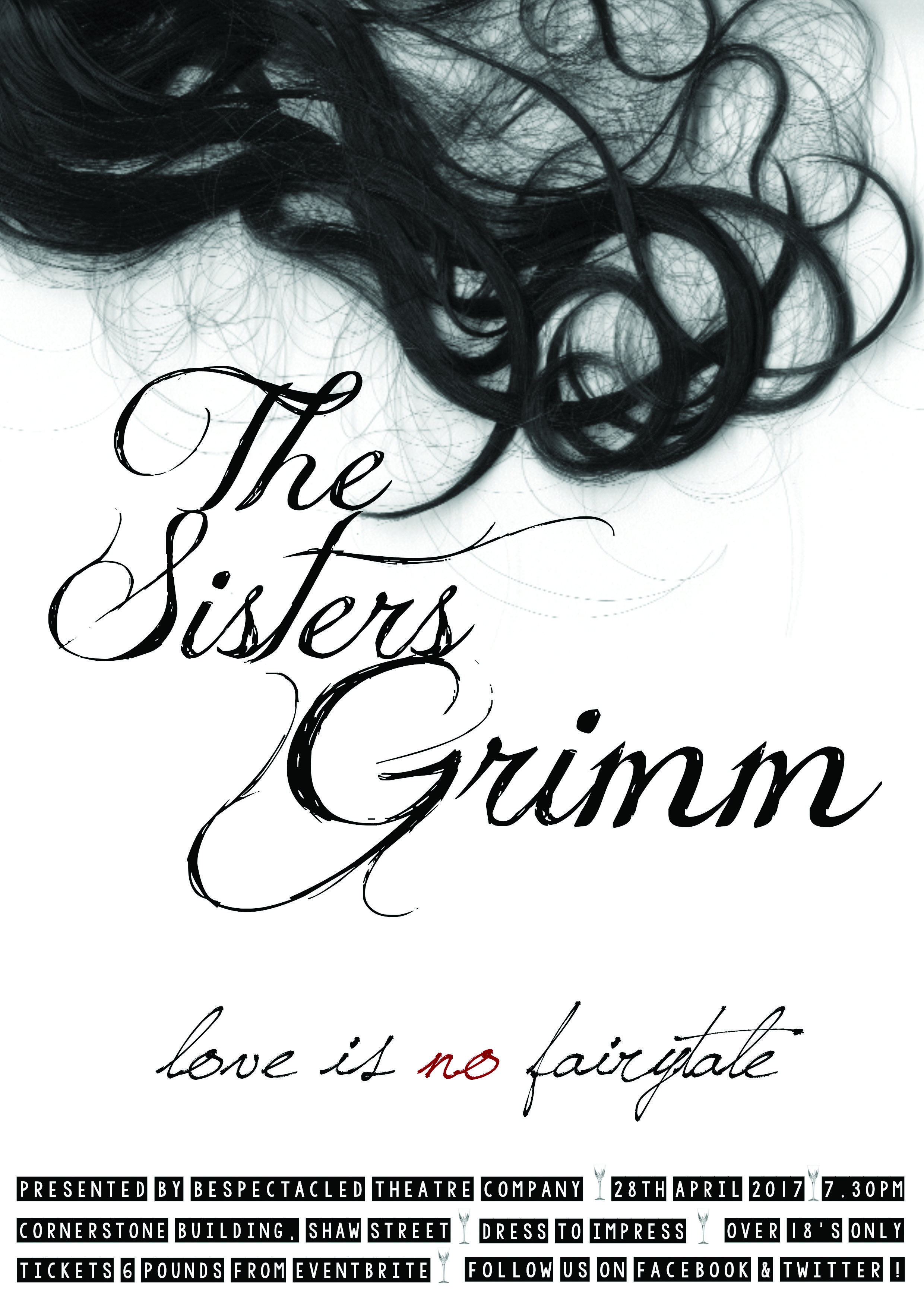 The Sisters Grimm by Bespectacled Theatre Com