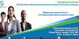 GS Power Series Women's Day Special: How to Advance To...